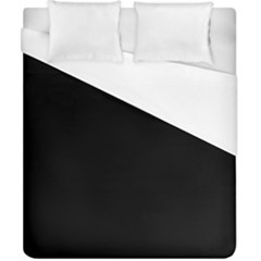 Black Duvet Cover (california King Size)