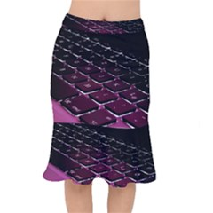 Computer Keyboard Mermaid Skirt