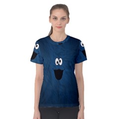 Funny Face Women s Cotton Tee