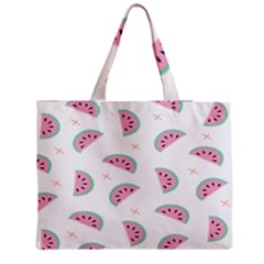 Watermelon Wallpapers  Creative Illustration And Patterns Medium Tote Bag