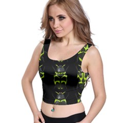 Beetles Insects Bugs Crop Top