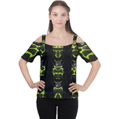 Beetles Insects Bugs Cutout Shoulder Tee