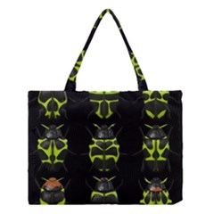 Beetles Insects Bugs Medium Tote Bag by BangZart
