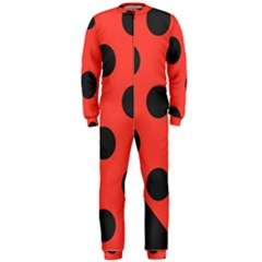 Abstract Bug Cubism Flat Insect Onepiece Jumpsuit (men)
