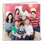 Lau Family Book - Apr 2017 - 8x8 Photo Book (20 pages)