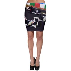 Formula 1 Bodycon Skirt