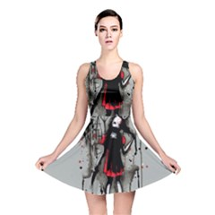 Come Play With Me   Reversible Skater Dress