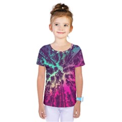 Just A Stargazer Kids  One Piece Tee by augustinet