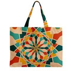 Summer Festival Medium Tote Bag by linceazul