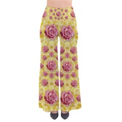 Roses And Fantasy Roses Pants by pepitasart