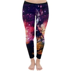 Letter From Outer Space Classic Winter Leggings
