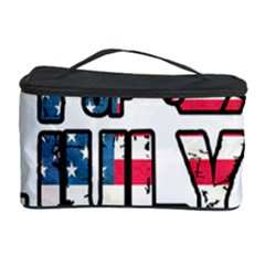 4th Of July Independence Day Cosmetic Storage Case by Valentinaart