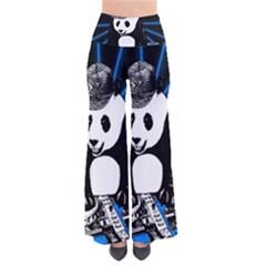 Deejay Panda Pants by Valentinaart