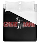 Great Dane Duvet Cover (Queen Size)