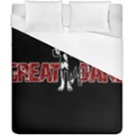 Great Dane Duvet Cover (California King Size)
