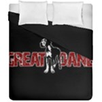 Great Dane Duvet Cover Double Side (California King Size)