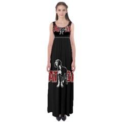 Great Dane Empire Waist Maxi Dress