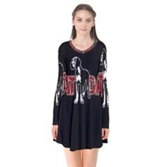 Great Dane Flare Dress