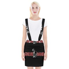 Great Dane Braces Suspender Skirt