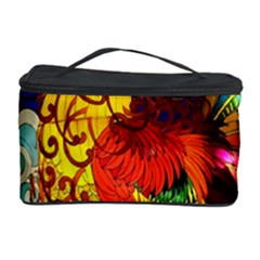 Chinese Zodiac Signs Cosmetic Storage Case by Onesevenart