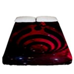 Bassnectar Galaxy Nebula Fitted Sheet (King Size)