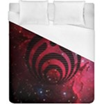 Bassnectar Galaxy Nebula Duvet Cover (California King Size)