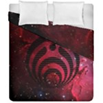 Bassnectar Galaxy Nebula Duvet Cover Double Side (California King Size)