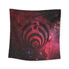 Bassnectar Galaxy Nebula Square Tapestry (small) by Onesevenart