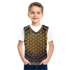 Bring Me The Horizon Cover Album Gold Kids  Sportswear by Onesevenart