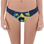 Gabz Jimi Hendrix Voodoo Child Poster Release From Dark Hall Mansion Reversible Hipster Bikini Bottoms