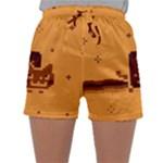 Nyan Cat Vintage Sleepwear Shorts