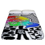 Panic ! At The Disco Fitted Sheet (King Size)