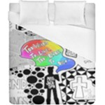 Panic ! At The Disco Duvet Cover (California King Size)