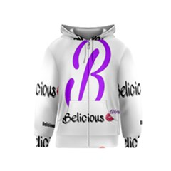 Belicious World  b  Coral Kids  Zipper Hoodie by beliciousworld