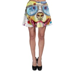 Pit Bulls Are Beautiful Skater Skirt by ImaginativeReflections