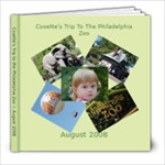 zoobook - 8x8 Photo Book (30 pages)