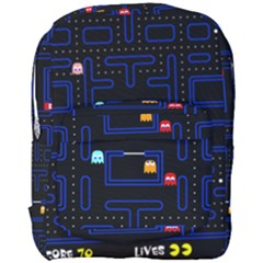 Pac Man Full Print Backpack