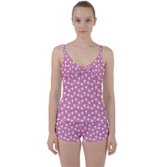Cute Cats Iii Tie Front Two Piece Tankini