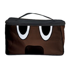 Dog Pup Animal Canine Brown Pet Cosmetic Storage Case by Nexatart