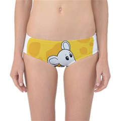 Rat Mouse Cheese Animal Mammal Classic Bikini Bottoms