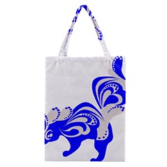 Skunk Animal Still From Classic Tote Bag