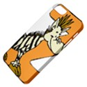 Zebra Animal Alphabet Z Wild Apple iPhone 5 Classic Hardshell Case View4