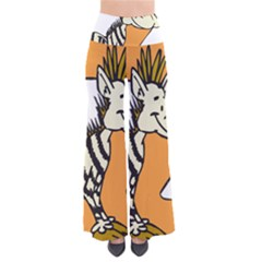 Zebra Animal Alphabet Z Wild Pants