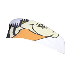Zebra Animal Alphabet Z Wild Stretchable Headband