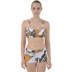 Zebra Animal Alphabet Z Wild Women s Sports Set