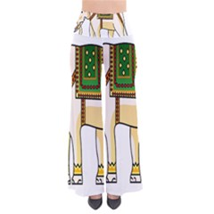 Elephant Indian Animal Design Pants