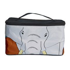 Africa Elephant Animals Animal Cosmetic Storage Case