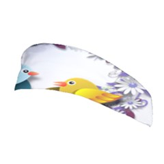 Flowers Floral Flowery Spring Stretchable Headband