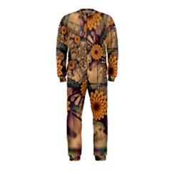 Colors Patterns Lines Surfaces  Onepiece Jumpsuit (kids) by amphoto