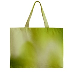 Green Soft Springtime Gradient Mini Tote Bag